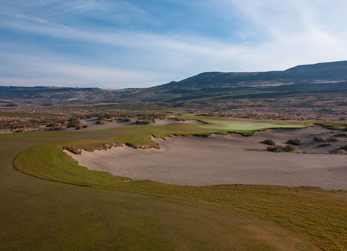 """The mission we gave ourselves was to build a golf course that was just as playable as Bandon Dunes,"" McLay Kidd says at dmkgolfdesign.com. ""We wanted good golfers to stand on the tee with confidence and see opportunity, all the while ensuring the average player never lost a ball. The fairways are huge, and the views are even bigger."""