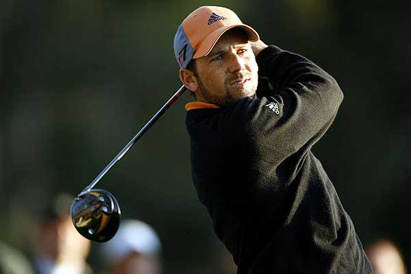 No. 8                           Sergio Garcia, Spain                            Driver: TaylorMade r7 SuperQuad TP (8.5°)                            Average Drive Distance: 294.2 yards (53rd)                            Driving Accuracy: 56.28% (171st)                            Total Driving Rank: 155th