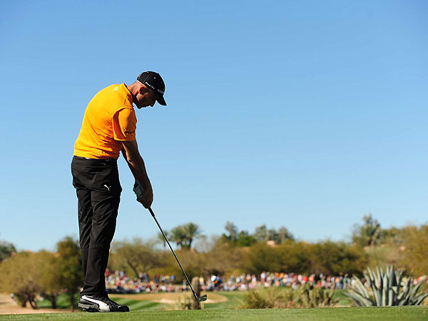 Ogilvy demolished the field in Tucson en route to winning his second WGC-Accenture Match Play Championship. He defeated Paul Casey in the final.                                              Return to Geoff Ogilvy Special Section