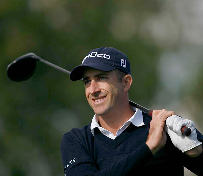 Geoff Ogilvy's five-year exemption into the Masters for winning the 2006 U.S. Open ran out in 2011. There are exemptions, however, for players who finished in the top 16 and ties at the Masters and in the top 4 and ties at the British Open and the PGA Championship in the previous year. Ogilvy's finishes last year: T18, T9 and T11, respectively. Good, but not good enough.