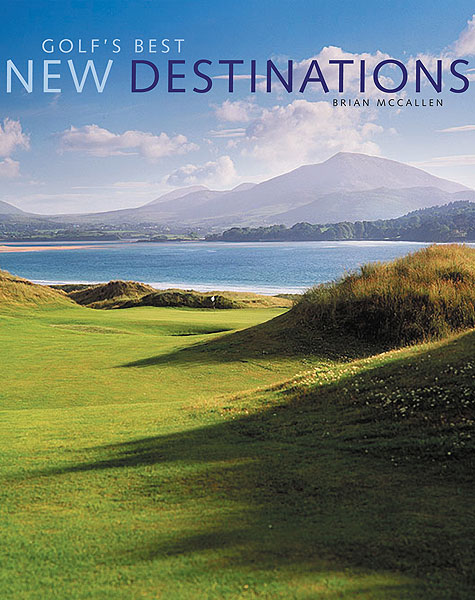 "Golf's Best New Destinations (left)                       by Brian McCallen                       Abrams Publishing                       OK, this is a holdover from late 2006, but it's such a marvelous travel book it deserves extra attention. McCallen practically invented the modern golf travel writing genre. He's in great descriptive form here, but the real story, of course, is the destinations themselves. Lush course photography and plenty of advice on off-course activities make this a ""must-have"" for any traveling golfer.                                              Pinehurst~Home of American Golf                       by Richard Mandell                       Aurum Press                       Pinehurst, N.C. is the closest U.S. equivalent to Scotland's St. Andrews and author Mandell explains how it got that way. Mandell, a practicing golf course architect, hits his stride in discussing course design and construction techniques from a historical perspective. If that's your bag, you'll warm quickly to this book. Either way, it's a top-notch history lesson.                                              See more great holiday gift ideas in the GOLF.com Holiday Gift Guide"