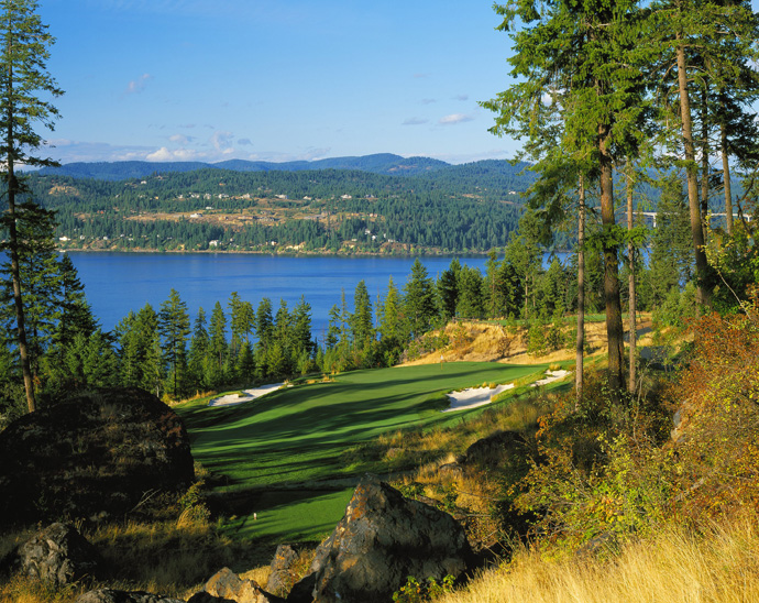 74. Gozzer Ranch                       Coeur d'Alene, IdahoMore Top 100 Courses in the U.S.: 100-76 75-5150-2625-1