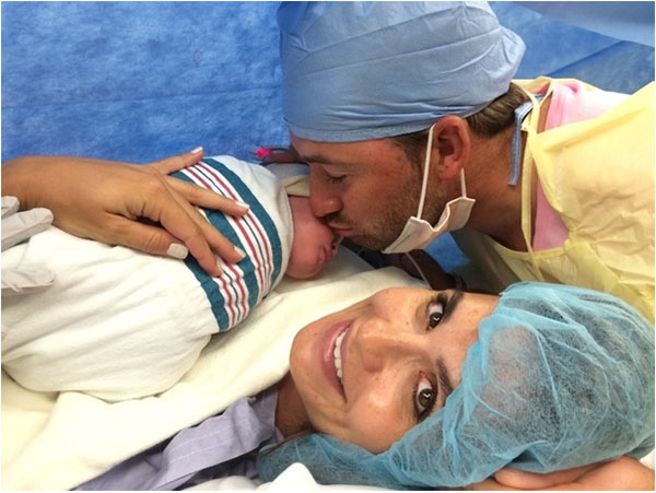 "Graeme McDowell and wife Kristin welcomed a little bundle of joy... ""Welcome to the world to our beautiful daughter. 7 lbs 4 0z at 604am August 25th 2014. Name to be confirmed! #love"""