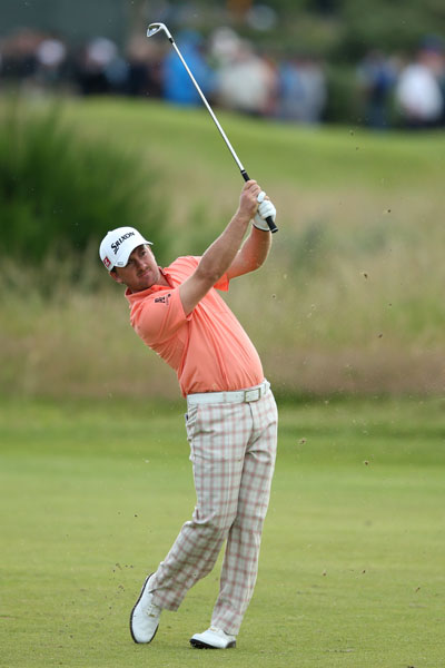 McDowell officially began wearing his namesake apparel, G-Mac by Kartel, at the beginning of 2012. The Dublin-based manufacturer's latest collection is available for purchase at gmacbykartel.com.