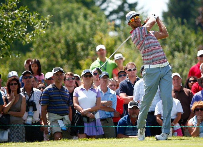 If DeLaet were to rally and win Sunday, he would be the first Canadian to win the Canadian Open since Pat Fletcher in 1954.