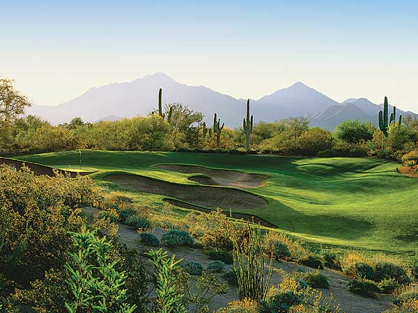 Grayhawk Golf Club (Raptor Course)                           Business Hub: Phoenix                           480-502-1800                           $190, grayhawkgolf.com