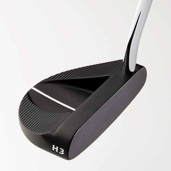 "$169                       heavyputter.com                         Steve Boccieri, President and CEO:                       ""Some players find the original Heavy putter [900 grams total; 475-gram head, 250-gram 'counter balanced' weight in the grip end of shaft] to be too much of a leap from a standard 500-gram putter. Our Mid-Weight putters are 750 grams total [400-gram head, 200 grams in grip]. We find that going lighter than 750 causes you to get into all the bad habits of a regular putter.""                                               How it works: This high-MOI mallet has a thin face that provides a bit of vibration at impact. (Previous Heavy putters had a thick face that dampened feel and increased club weight.) The Mid-Weight putter triggers a short, accelerating stroke while a higher balance point increases feel on lag putts. The H3 comes in black (pictured) or silver finish with Winn's firm, full cord grip."