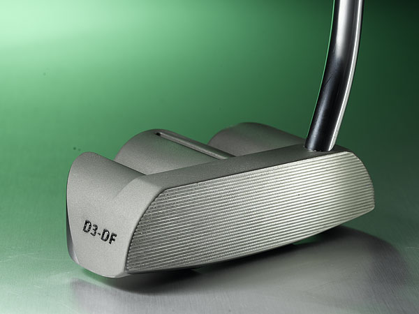 Previous Heavy putters had a                       steel head, aluminum hosel and                       movable weights. The DF Series                       comes in all-steel, with no                       movable weights, so it costs less                       to build — and to purchase.                       Tell us what you think and see what other GOLF.com readers said about this club.