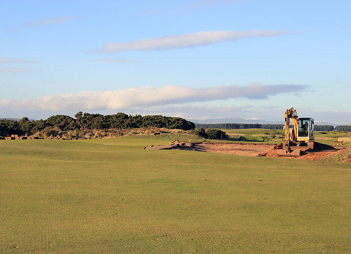 Changes at the Old Course, 6th Hole