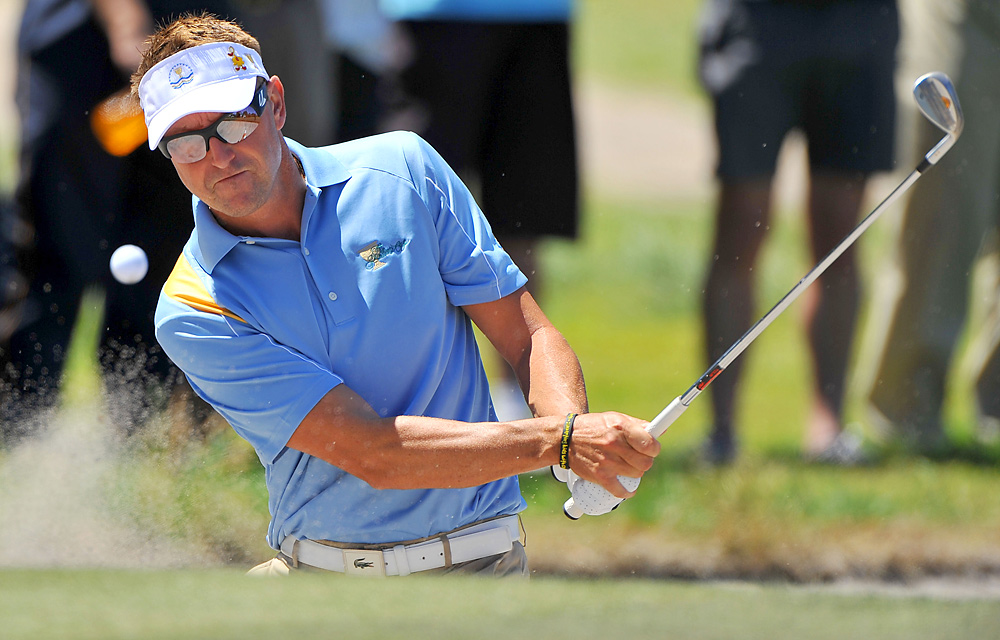 Robert Allenby was shut out in his home country, finishing 0-4.