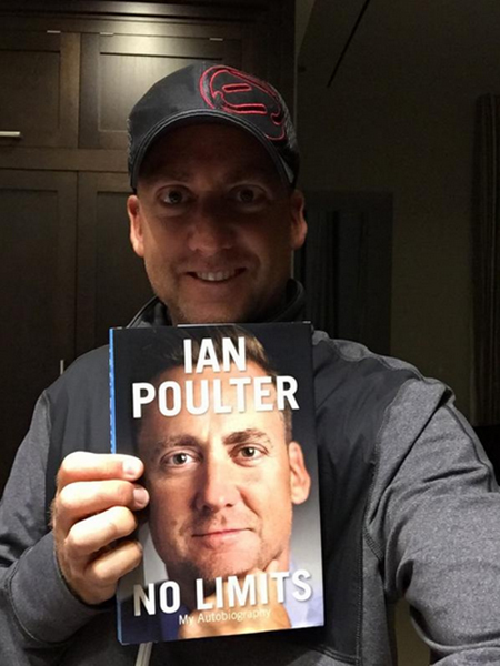 @IanJamesPoulter Can't believe NO LIMITS is out tomorrow. It's filled with a mixed bag of memories