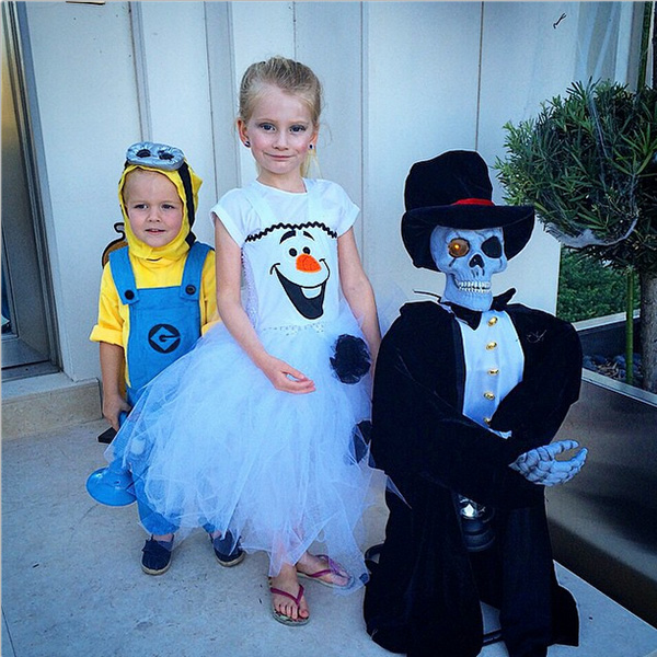 @ianjamespoulter Looks like Lilly & Joshua are ready to go Trick or Treating.
