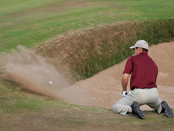 Trevor Immelman, South Africa                           Royal Troon, 2004
