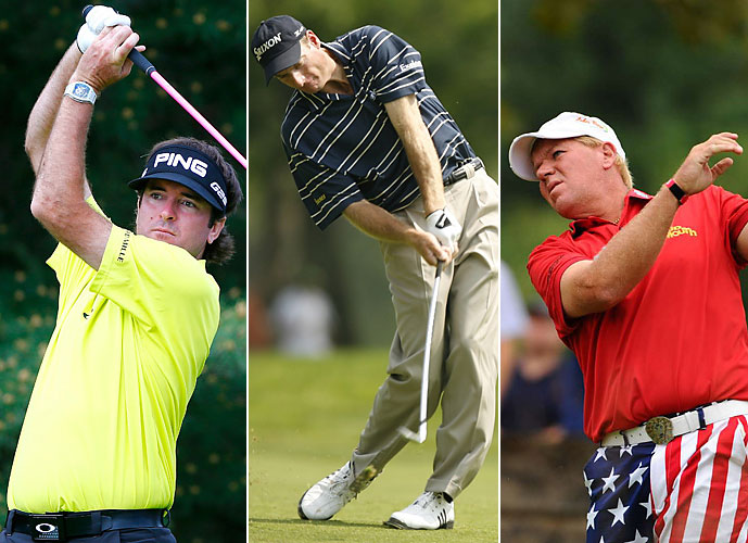 10 Worst Swings to Win a Major                         We polled Golf Magazine's Top 100 Teachers and asked them to name the five worst swings to ever win a major. They didn't pull any punches in their analysis, either.