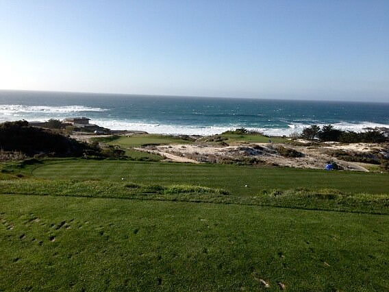 @jjhenrygolf: My office for the week! #attpebblebeach