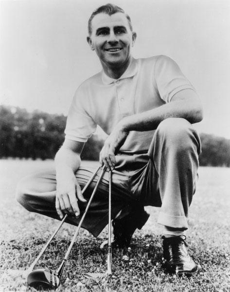 Jack Fleck In 1952.