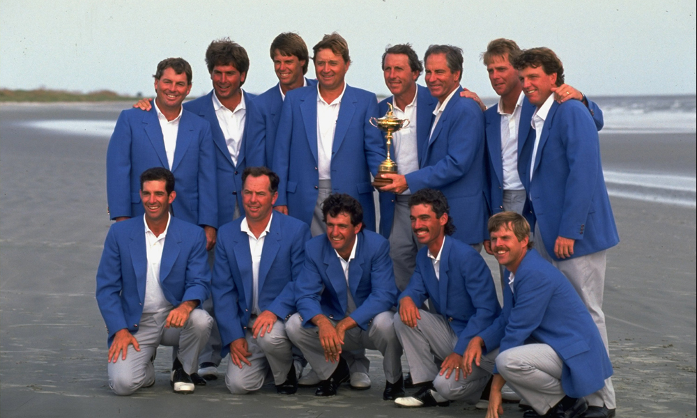 The 1991 Ryder Cup was one of the most competitive in the event's storied history. The U.S. won, 14 1/2-13 1/2.