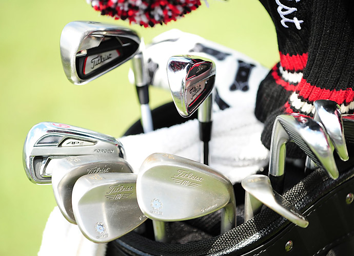 Jason Bohn plays Titleist AP2 irons and Vokey SM5 wedges.