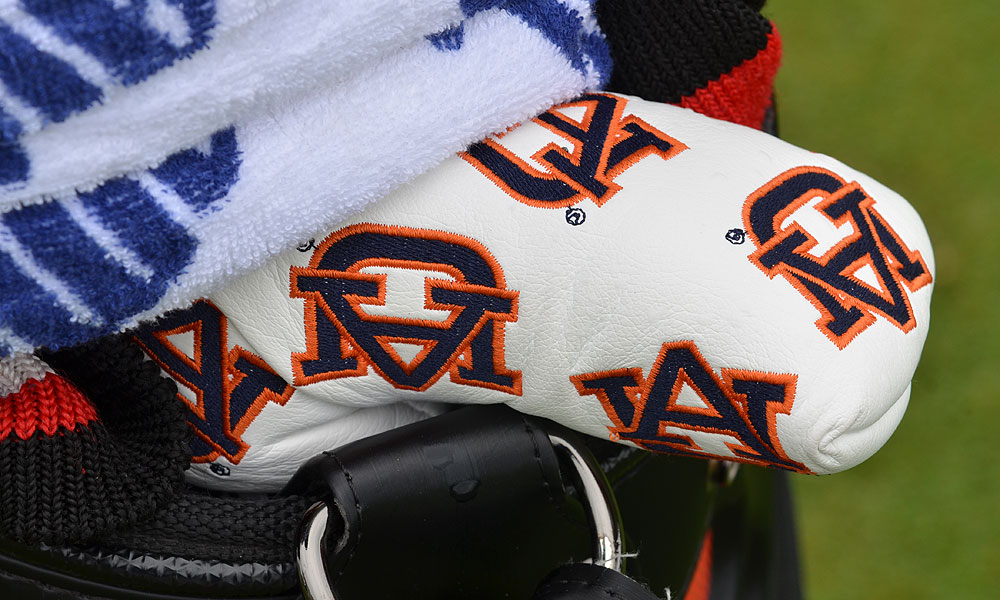 Dufner may be in South Carolina this week, but his heart is always in Auburn.