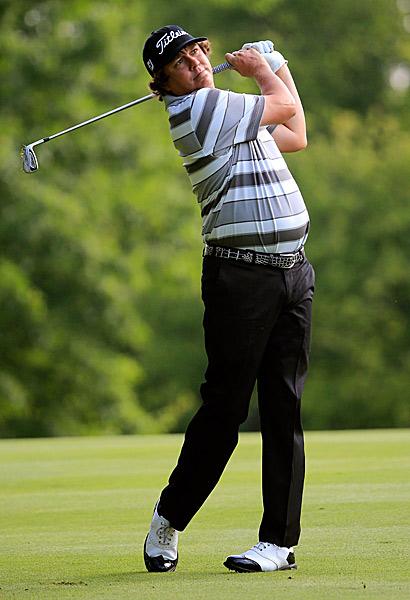 Jason Dufner shot a three-under 67.