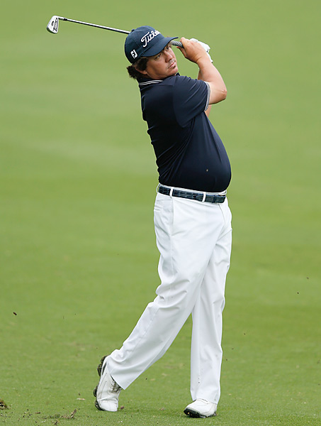 Jason Dufner, who has yet to win on Tour this year, opened with a 67 at Colonial.