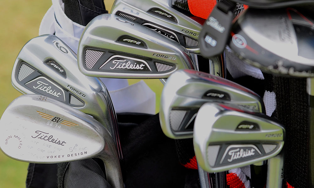 10. Jason Dufner (USA)                       Titleist AP2 712 (4-PW) with Project X 6.5 Flighted shafts