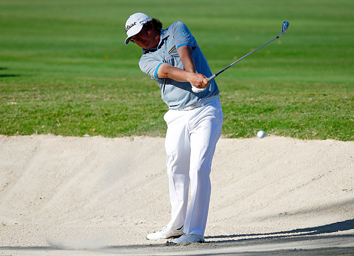 Jason Dufner shot a 68.