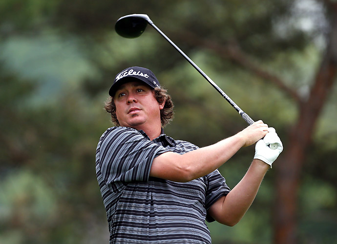 Jason Dufner, who lost in a playoff to Adam Scott last week, had a 71.