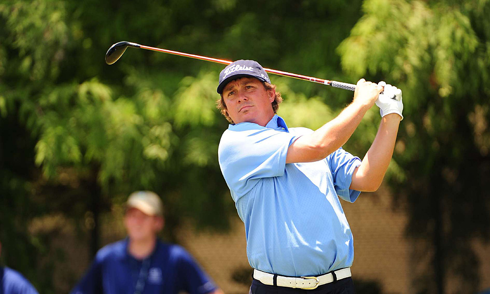 Jason Dufner                       World Ranking: 9                       First Ryder Cup