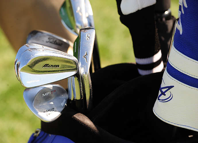 Jeff Overton will navigate Bay Hill with his Mizuno blades.