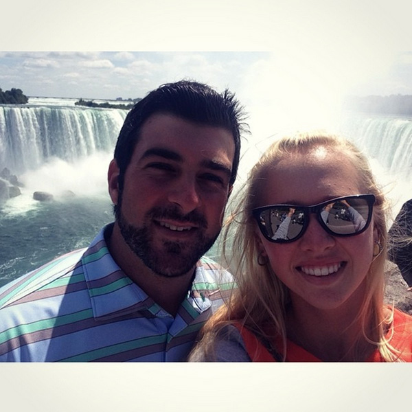 @thejessicakorda enjoyed our quick Niagara Falls pit stop! #CanadaSide