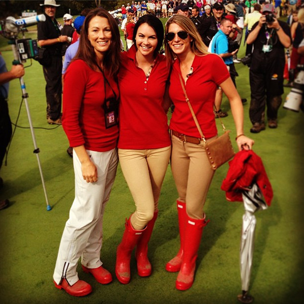 @jillianfstacey Very proud ladies! #PresidentsCup #USA