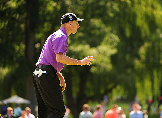 Furyk's lone major victory came at the 2003 U.S. Open.