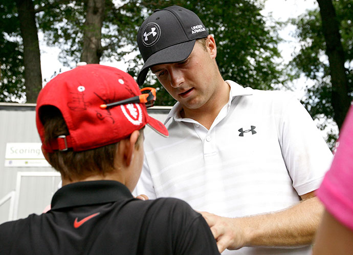 Quad Cities/Silvis, Ill.                           Neither Tiger nor Rory nor Phil nor Adam is ever in the field for the John Deere -- formerly the Quad Cities -- yet fans are grateful and enthusiastic for those who do show up, especially, local Midwestern favorites Steve Stricker and Zach Johnson and 2013 winner Jordan Spieth. The interesting, compelling design at the TPC Deere Run, notably the watery par-4 18th, adds to the fun.