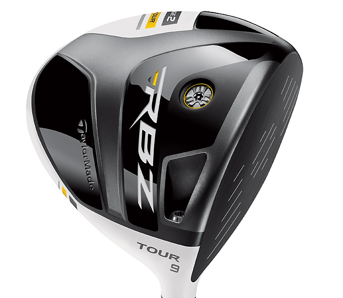 "DRIVER: TaylorMade RocketBallz Stage 2 Tour, 9°, Fujikura Speeder 6.1 graphite shaft, X flex, 282 yards                           JOHN SAYS: ""It says 9°, but it's about 8.5°. Personally, I think it's better than the R1. It has a deeper face, which works great for that driver. The graphics on the crown have different colors -- visually, it helps my alignment."""