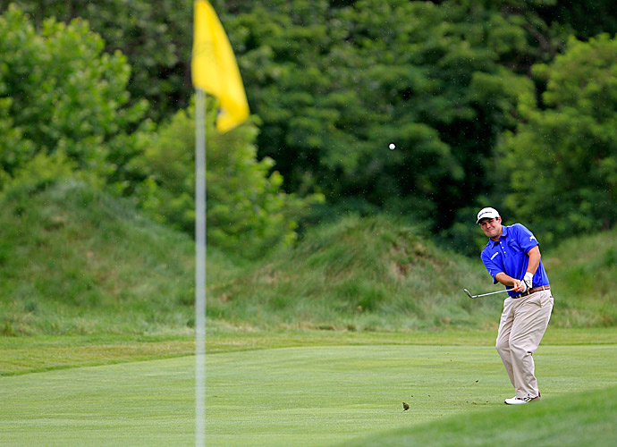Johnson Wagner shot a fine eight-under 62 to take a share of the lead.