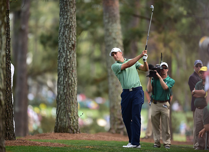 Spieth entered Sunday trying to become the youngest-ever Masters champion.