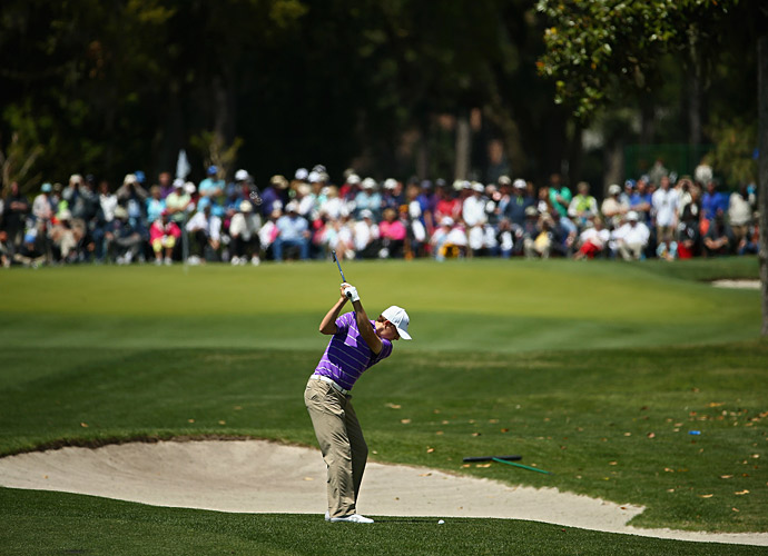 Spieth came close to becoming the youngest Masters winner ever last week but finished second.