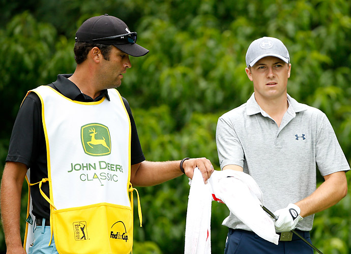 Spieth's only Tour win was at the 2013 John Deere.