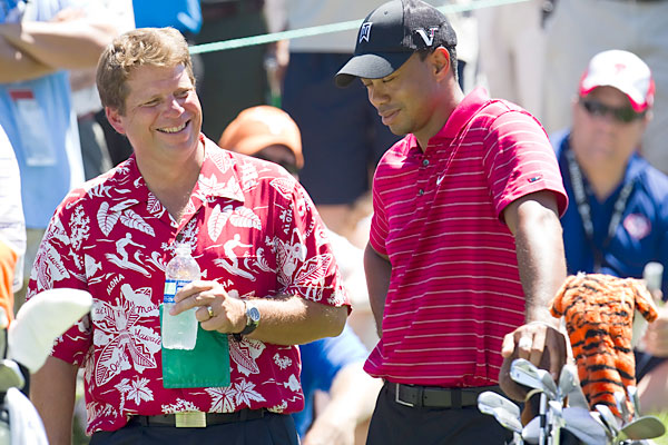Doug Ferguson Follow @dougferguson405                        Ferguson, golf writer for The Associated Press, covers the game year-round for golf junkies everywhere.