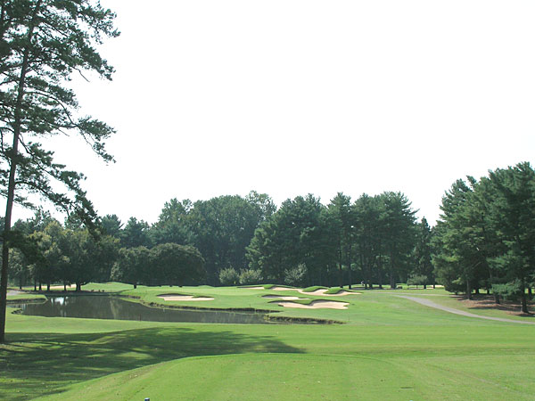 Designed by Robert Trent Jones, Tanglewood Golf Club (Clemmons, N.C.) was the site of the 1974 PGA Championship won by Lee Trevino.