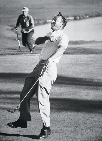 Arnold Palmer won the 1960 U.S. Open at Cherry Hills Country Club (Cherry Hills Village, Colo.). The course has played host to U.S. Opens (1938, 1960, 1978), PGA Championships (1941, 1985), and a U.S. Women's Open (2005).