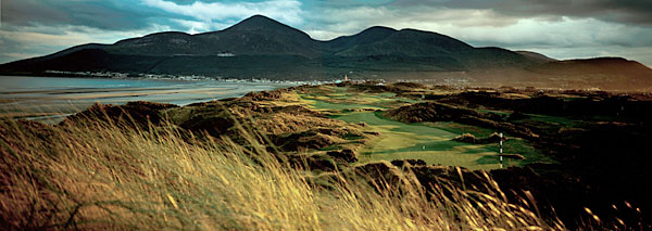 Royal County Down Golf Club (New Castle, Northern Ireland) -- Host of three Senior British Opens and the 2007 Walker Cup, this beautiful, brutal layout is ranked fifth in the world by GOLF Magazine.