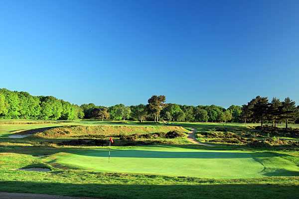 Walton Heath Golf Club (Walton On The Hill, England) -- The site of the 2011 Senior British Open and the 1981 Ryder Cup is just south of London and can play up to 7,462 yards.
