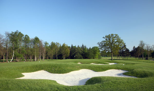 Woodhall Spa Golf Club (Woodhall Spa, England) -- The most links-like inland course in Britain, Woodhall Spa is home to England's National Golf Center. It has some of the nastiest bunkers that sand has ever filled.