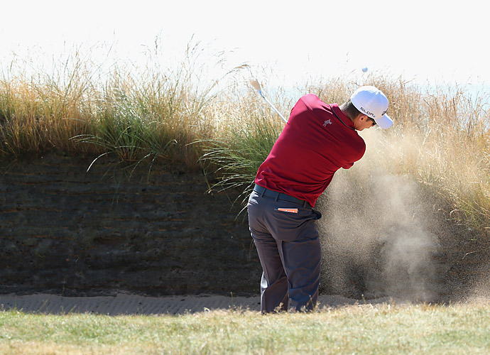 Rose hopes to add a second major to his resume next week at the British Open.