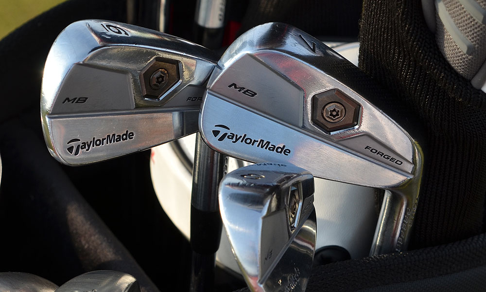 5. Justin Rose (England)                           TaylorMade Forged Tour Preferred MB (4-PW) with KBS Tour C-Taper shafts