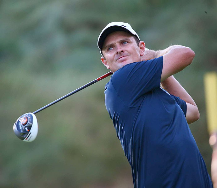 Tournament: U.S. Open                           Champion: Justin Rose                           Driver: TaylorMade R1