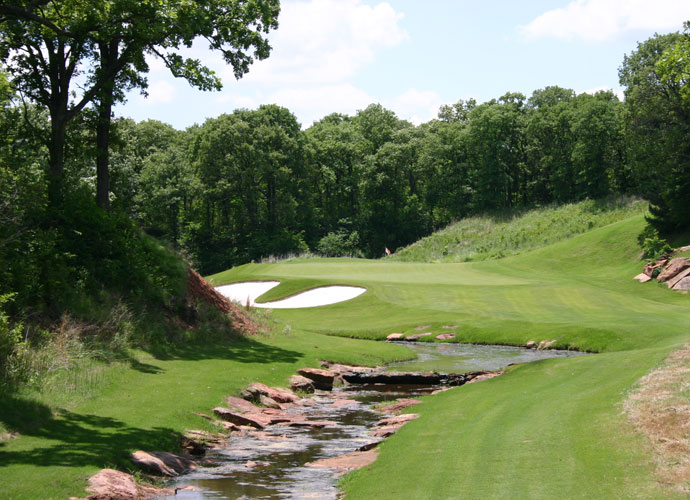 62. Karsten Creek Golf Club Stillwater, Okla.; Tom Fazio (1994) -- $325, karstencreek.com
