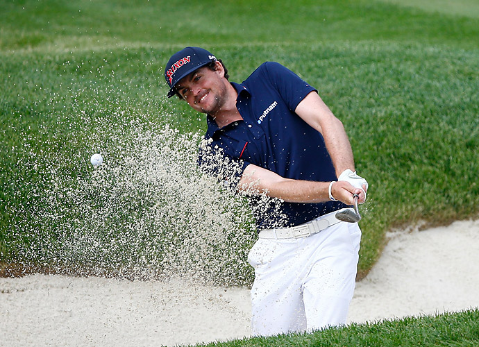 Keegan Bradley fired a 67.